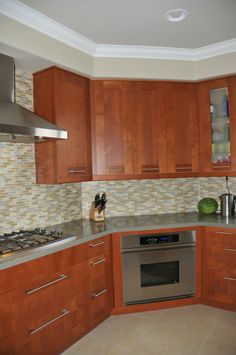 Full Kitchen Remodel By International Bath And Tile