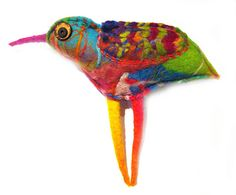 Felt Birds by studiofelter, via Flickr