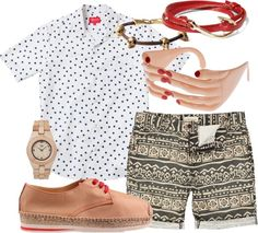 """""""July 4th in the Woods"""" by solestruckmens on Polyvore"""