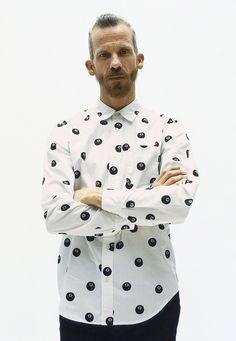 Fall2012   8 ball shirt by Supreme