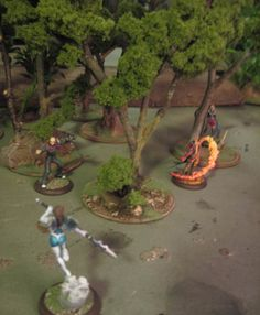 Hobbyist Tactics Part 14: THERE! In the trees!! – Cipher Studios a tutorial to show how to make these trees