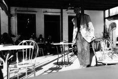 Café Bourguiba - Houmet Souk - Jerba - Tunisie