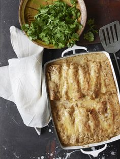 Easy Casserole Recipes  New spins and fresh ingredients give this humble one-pot dinner a doozy of an image makeover.