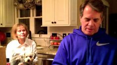 Volume warning. I laughed until I cried. MIL's reaction is PRICELESS. Telling the Inlaws We're Pregnant
