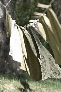 Shamrock Cottage:  #Shamrock #Cottage ~ Laundry.