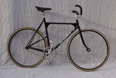 Jim Docherty, Graeme Obree's hour record bike