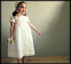 Babytoddler or girl classic long por Moniquesthingsshop en Etsy