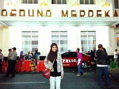 Sejarah Singkat Gedung Merdeka di Jalan Asia-Afrika Bandung