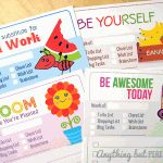 Free Printables for every Occasion/Need  Organization is motivation ;)