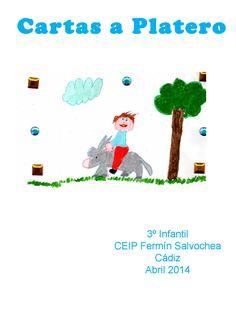 Cartas a Platero 3º Infantil