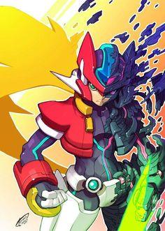 44 Best Megaman Zero Image/Figures images in 2018 | Megaman