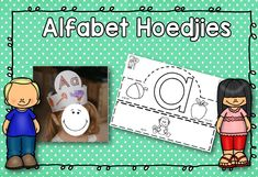 Learn alphabet sound with these fun hats. Alphabet Sounds, Learning The Alphabet, Cool Hats, Lettering, Fun, Pictures, Color, Dope Hats, Photos