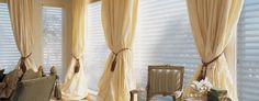 Where to Find Living Room Curtains Ideas.The living area is among the main rooms in almost any home. While designing the room A very long living… Continue Reading → Fancy Living Rooms, Living Room Drapes, Elegant Living Room, Living Room Windows, Large Window Treatments, Sliding Door Window Treatments, Window Coverings, Hallway Curtains, Small Window Curtains