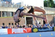 Love high jump.