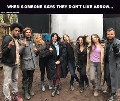 Honestly, how could someone not like Arrow? Arrow Tv Series, Cw Series, The Cw Shows, Dc Tv Shows, Supergirl Dc, Supergirl And Flash, Arrow Memes, Arrow Funny, Stephen Amell Arrow