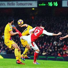 Olivier Giroud scorpion kick ,#Olivier #Giroud #AFCvCPFC  #arsenal  #gunners  #coyg