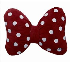 Disney Minnie Pillow! It's officially on my craft list!
