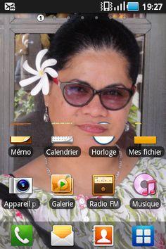 Applications Mobiles, Applique, Oui, Style, Bonjour, Music