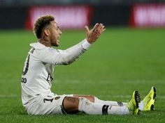 Neymar ankle injury raises concern for PSG ahead of Manchester United tie Barcelona Football, Fc Barcelona, Red Star Belgrade, Psg, Neymar, Champions League, Manchester United, Middle East, Repeat