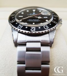 Buy beautiful pre-owned & used Rolex watches online. Ladies used Rolex watches and men's used Rolex watches. Luxury Watches, Rolex Watches, Used Rolex, Rolex Tudor, Thing 1, Rolex Gmt Master, Vintage Rolex, Watches Online, Stuff To Buy