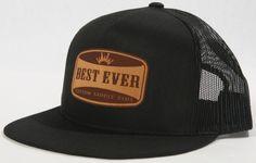 8528410204e Best Ever Pads Flexfit Classic Trucker Cap