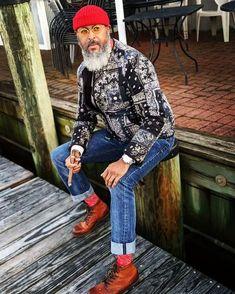 Tough Guy, Older Men, Blues, Denim, Stylish, Jeans