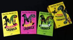 Livros novos de Martha Medeiros