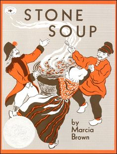 I remember my first grade teacher reading this to our class and making our own stone soup