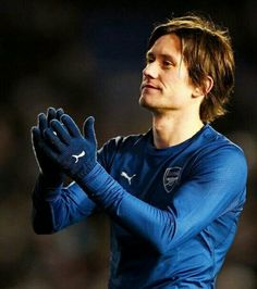 This Guy is inspirational. Tomas Rosicky will be greatly missed by fans of football everywhere.