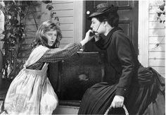 Patty Duke and Anne Bancroft in The Miracle Worker - Patty Duke won a Best Supporting Actress Oscar in 1962 & Anne Bancroft won a Best Actress Oscar in Old Movies, Vintage Movies, Pictures Of Helen Keller, Teresa Wright, The Miracle Worker, Patty Duke, Best Biographies, Best Actress Oscar, Wild Child