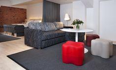 Junior-sviitti. Original Sokos Hotel Villa, Tampere. Hääsviitti / wedding suite.