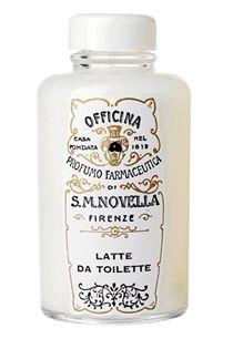 farmaceutica di santa maria novella - latte da toilette  I love the Rose water!  Smells beautiful.