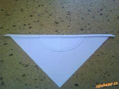 šátek s kšiltem   Mimibazar.cz Plastic Cutting Board