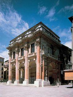 Vicenza - Loggia del Capitaniato | Foto di Vicenza è
