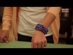 Tejido con dedos | Cómo tejer con los dedos | @iMujerHogar