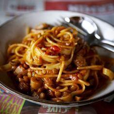 vegi spaghetti