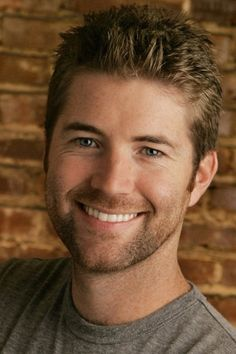 Josh Turner... Handsome hair - prefer his ols crewcut though...