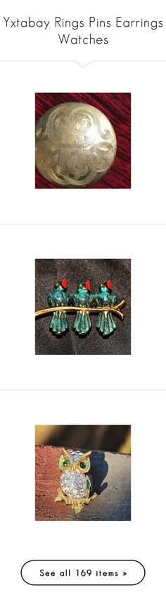 """""""Yxtabay Rings Pins Earrings Watches"""" by yxtabay ❤ liked on Polyvore featuring jewelry, rings, band jewelry, stainless steel jewellery, laser-cut jewelry, stainless steel jewelry, stainless steel band ring, red jewelry, green jewelry and facet"""