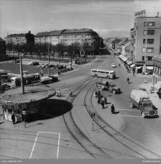 t-norum - Malmö förr Street View, Historia, Pictures