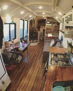 30 Beautiful Camper RV Renovation Tour Before and After Remodel - Page 24 of 36