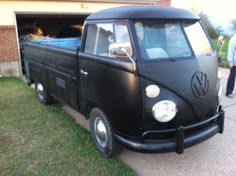 1962 Volkswagen single cab