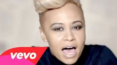 Emeli Sandé - Next To Me The only reason I know about this wonderful gem of female vocals is cause she's my besties sister...or says she claims she is.
