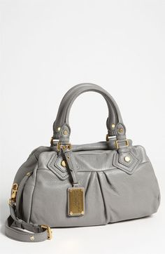MARC BY MARC JACOBS  Classic Q - Baby Groovee  Leather Satchel  ec4e11f00a252