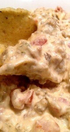 Creamy Sausage Dip - Crockpot