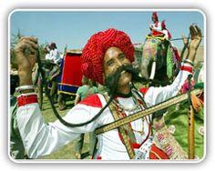 Pushkar Cattle Fair 2013