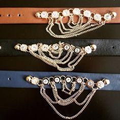 Pulsera con cadenas  #GLAM  #fashion #pulseras #bracelet #gold #trends #newarrivals #buynow #cute #love