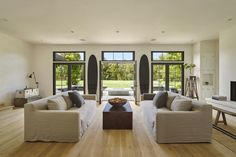 Fashion designer James Perse has put his Malibu Farmhouse on the market and we can give you a tour of the beautiful property here above. Set on two acres in Point Dume, the six bedroom and six bathroom home comes with a total of 7400 square feet. Perse renovated the home together with his team, …