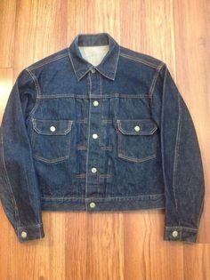 Dating vintage levis jacket