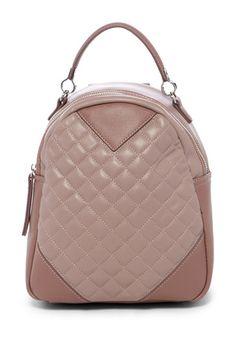 36c40f913be Dublin Pod Vegan Leather Mini Backpack