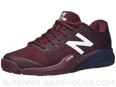 New Balance MC 996v3 2E Maroon/Navy Men's Shoes